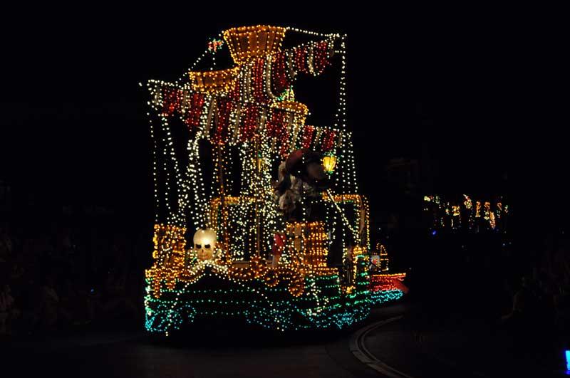 Main Street Electical Parade